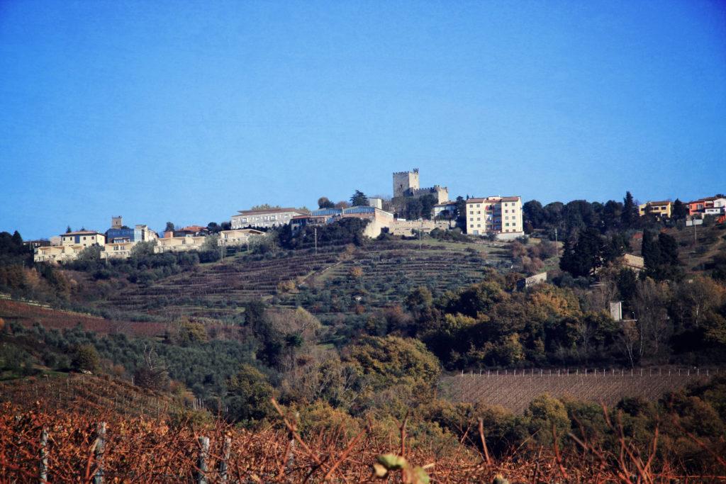 OCRA_Ex Molini Niccolai | Castellina in Chianti SI