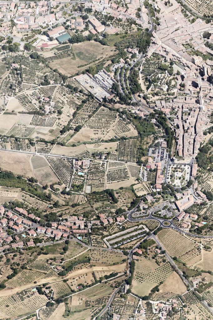 Quartiere Santa Chiara | San Gimignano SI
